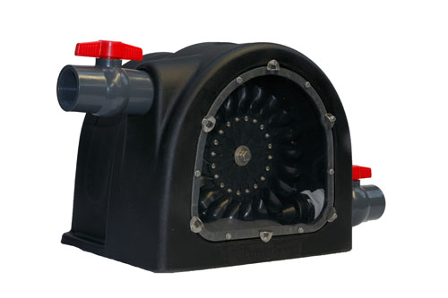 2v Microsystems Range Of Micro Hydro Turbines For Heads