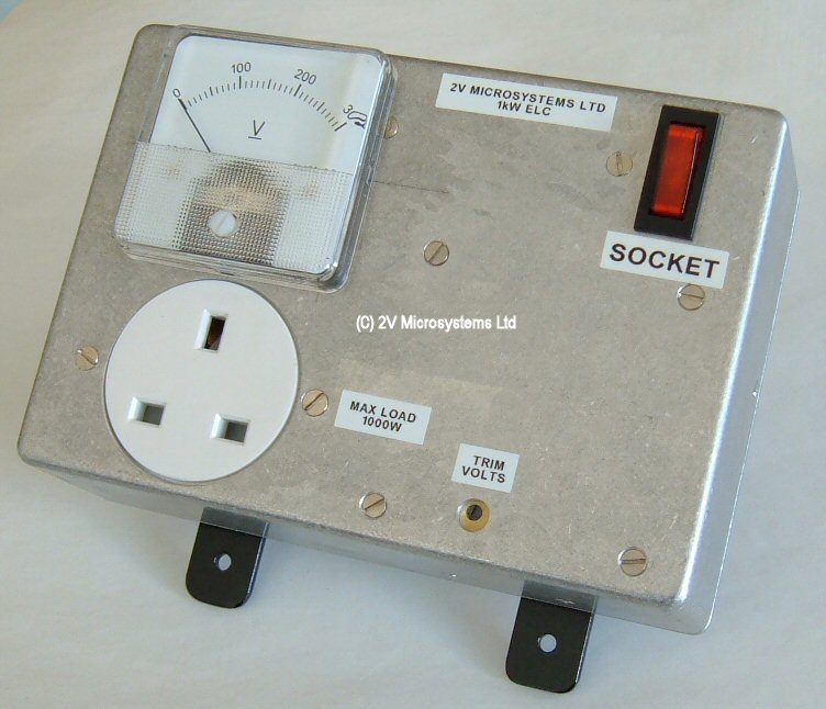Phase controller for use with Hot Water Elements